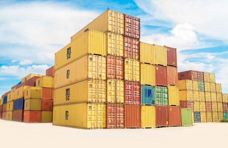 Kombinierte Logistik mit Bahn, LKW und Schiff – geht das?