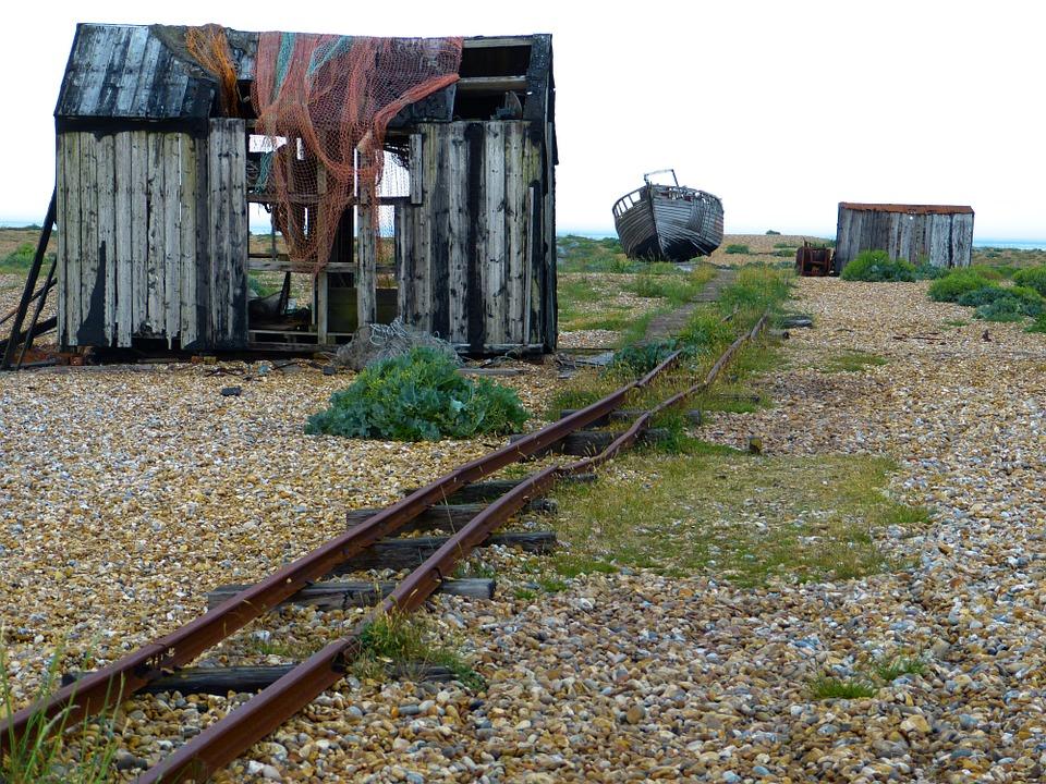 Ende des britischen Eisenbahn-Experiments